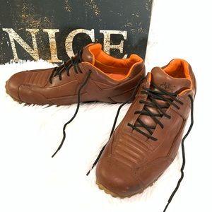Timberland leather chukka sneakers biorhythmic 11M